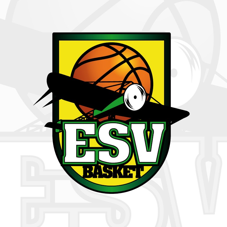 Logotype ESV Basket