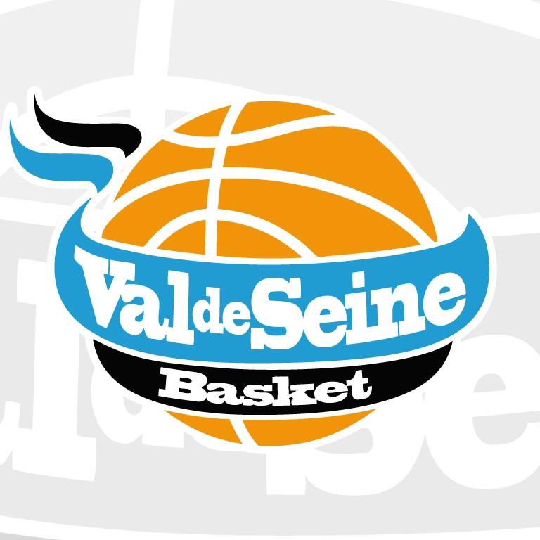 Logotype Val de Seine Basket