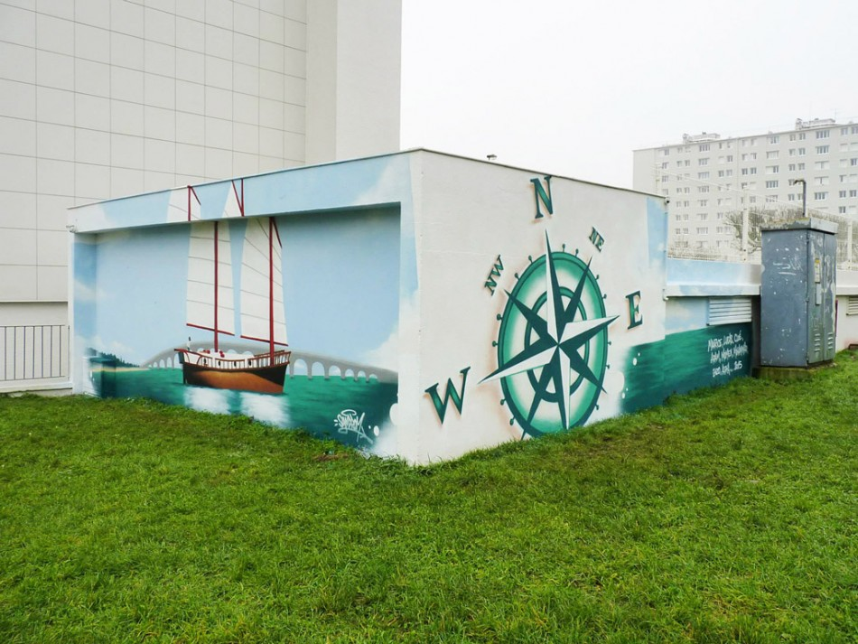 Fresque participative