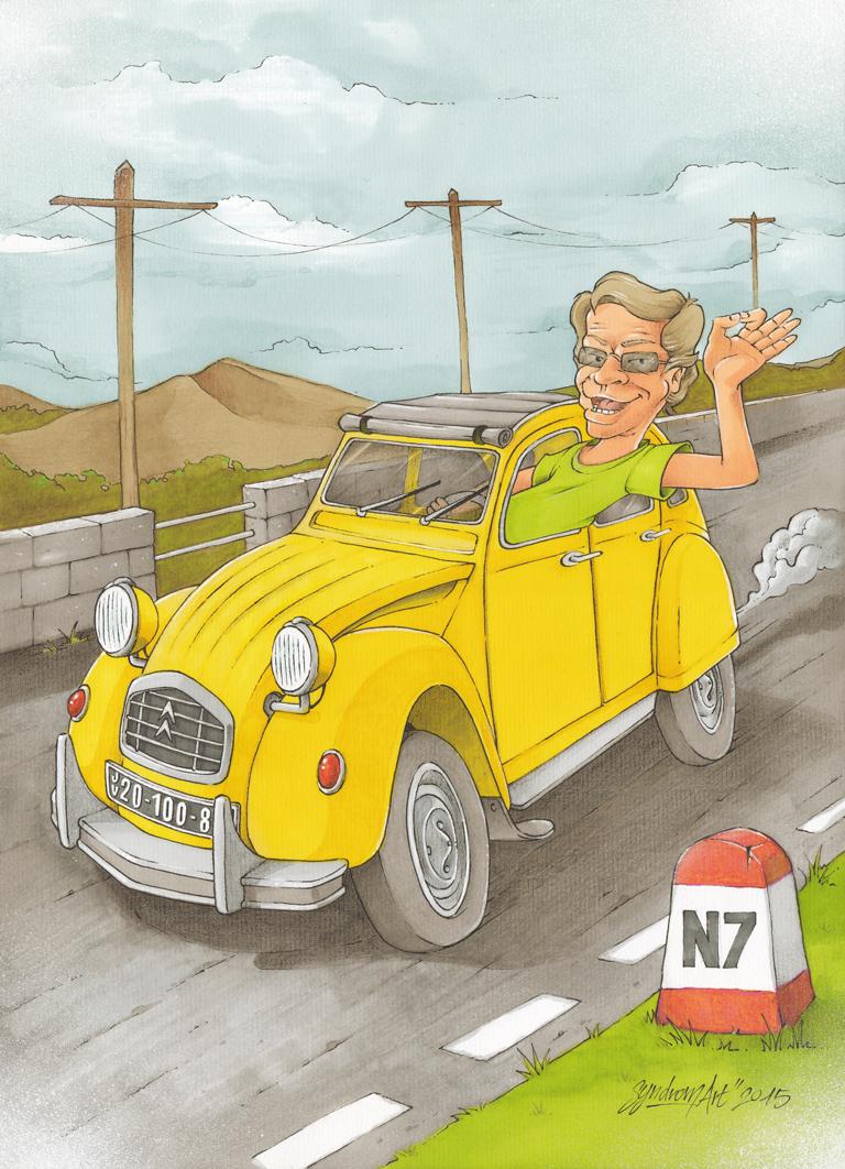 caricature-dessin-2cv
