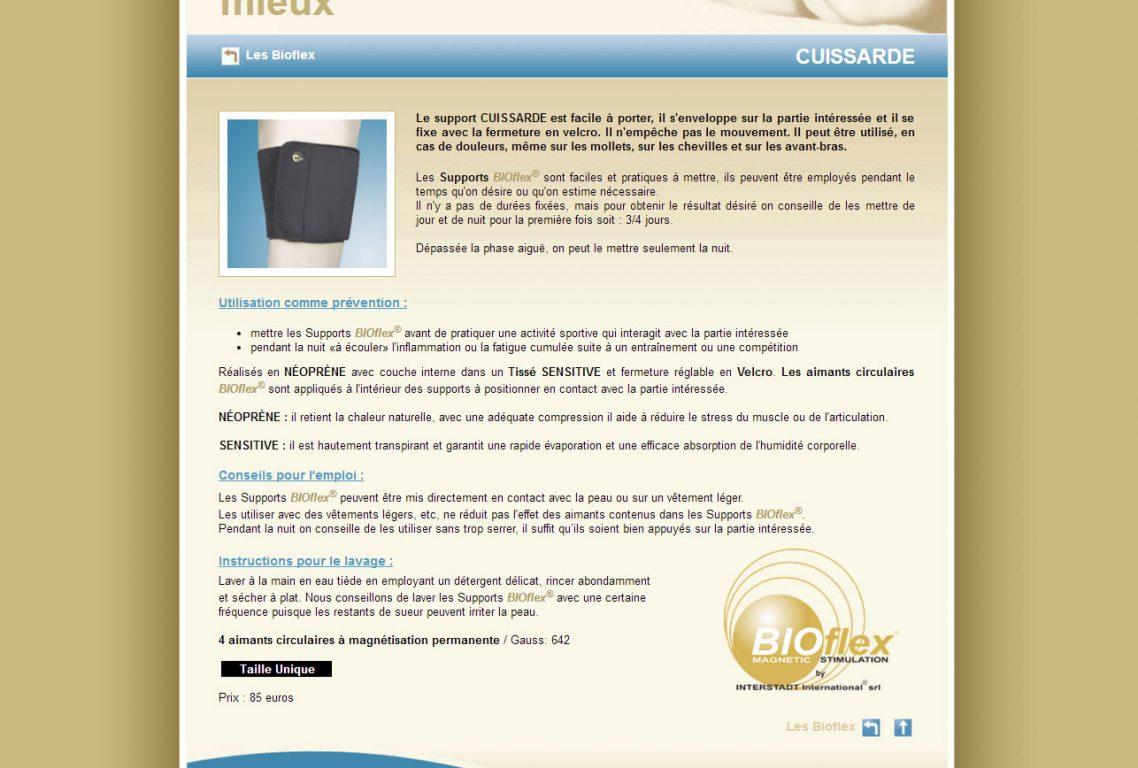 Site web de Biodorm
