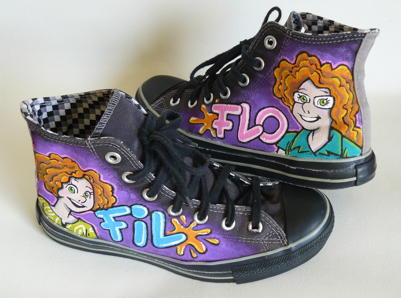 Syndrom Art » Customisation » Fil et Flo