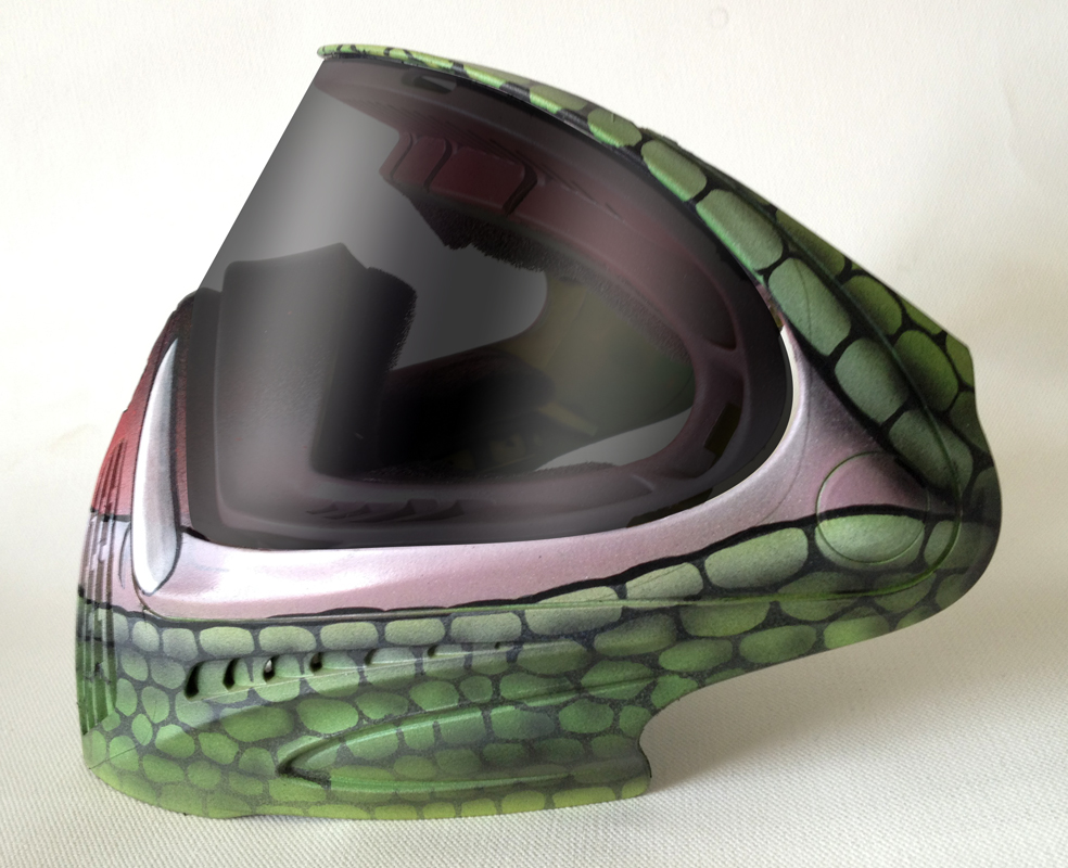 Masque de Paintball