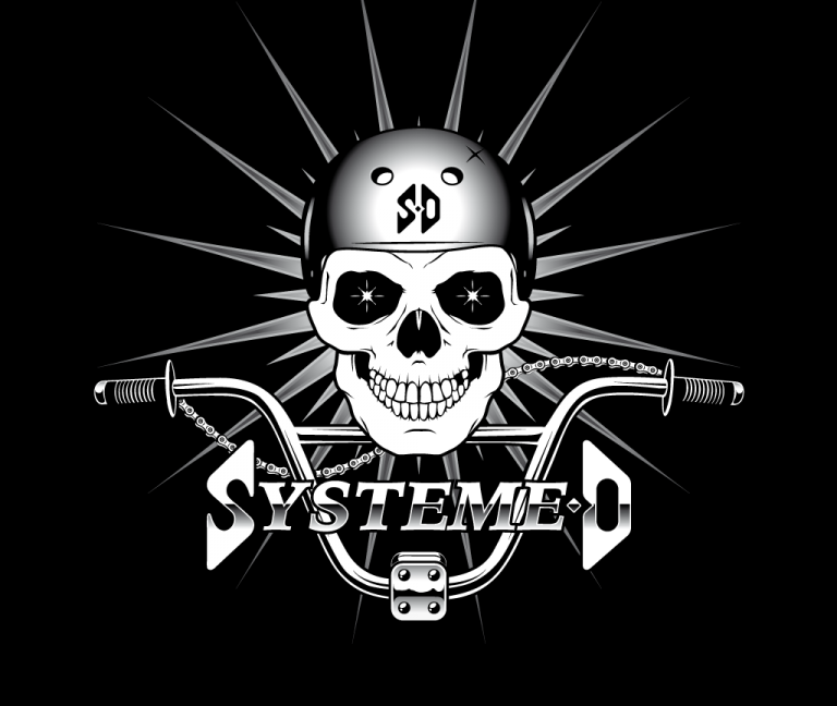 """Systeme-D"" Illustration pour T-shirt"