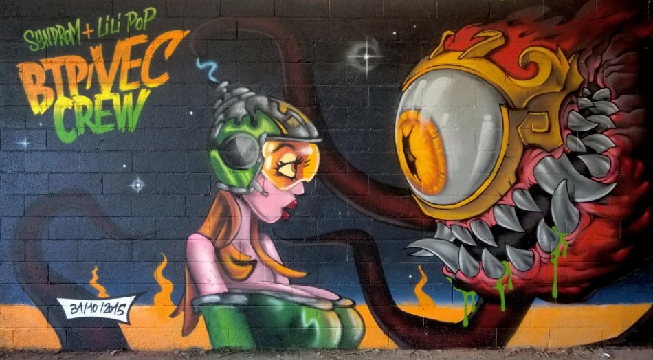 Graffiti-toulouse-syndrom-lilipop