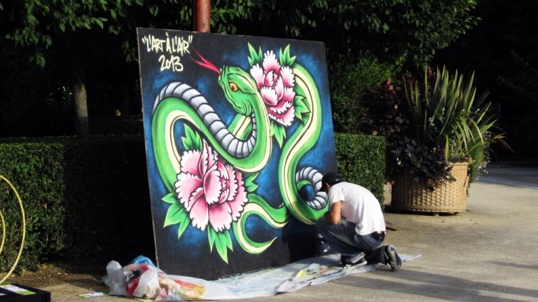 Performance-graffiti-peinture-live-evenementiel
