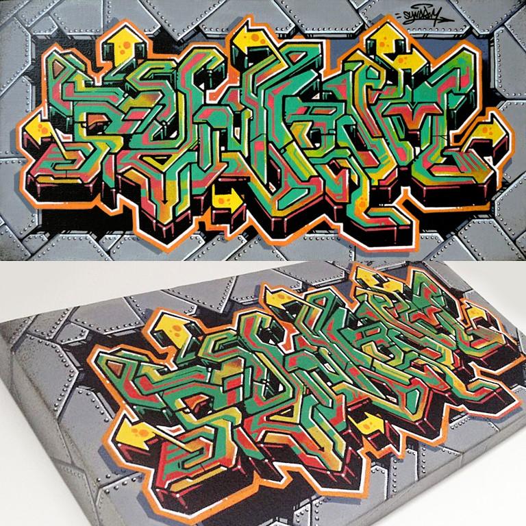 toile-graffiti-chassis3d-40x20cm