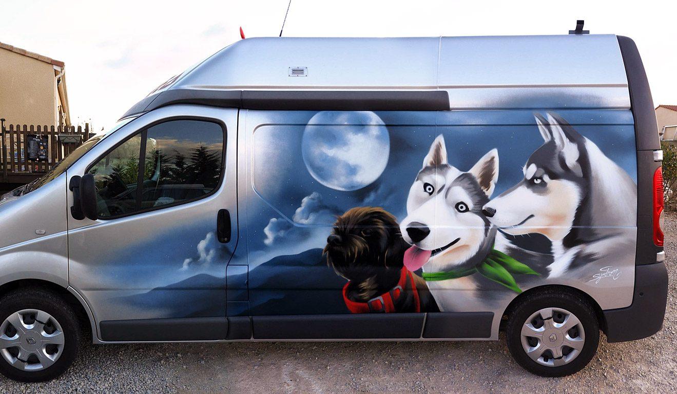 graffiti-custom-camion