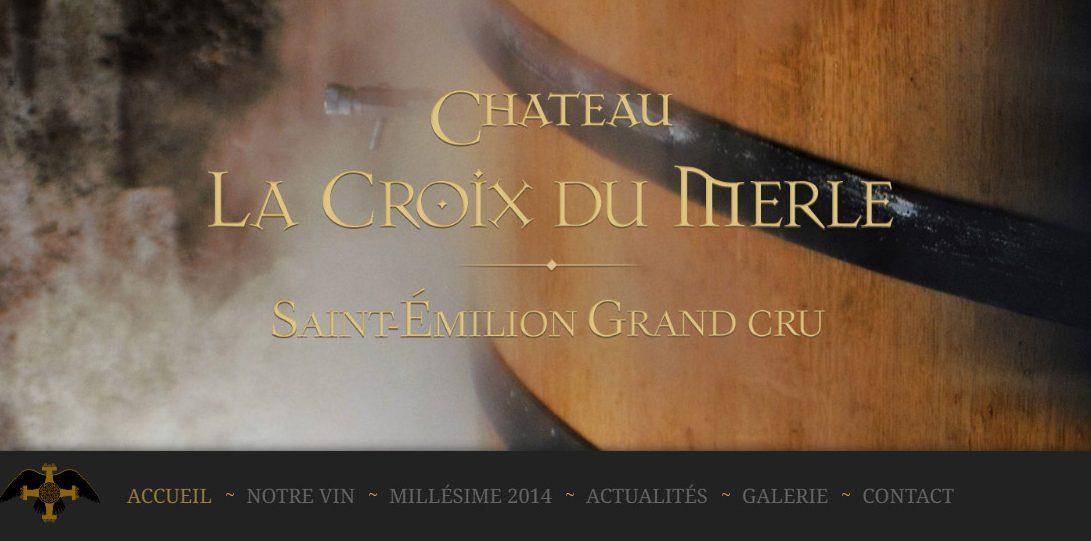 Château la Croix du Merle