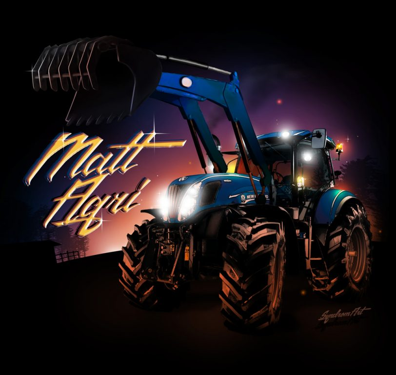 Newholland-tracteur-illustration
