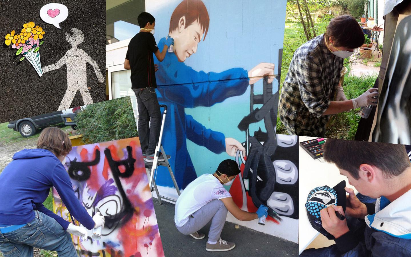 Ateliers-creatifs-initiation-graff-customisation-cours