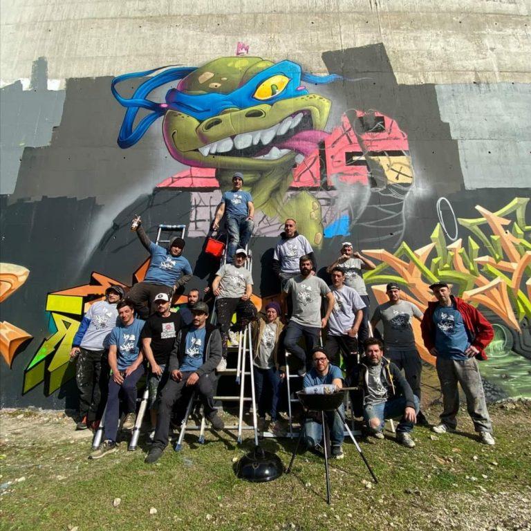 L'équipe du VEC crew Bordeaux 2021